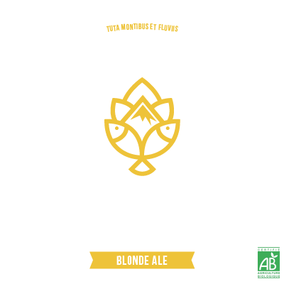 Bléone - Bière Blonde Ale