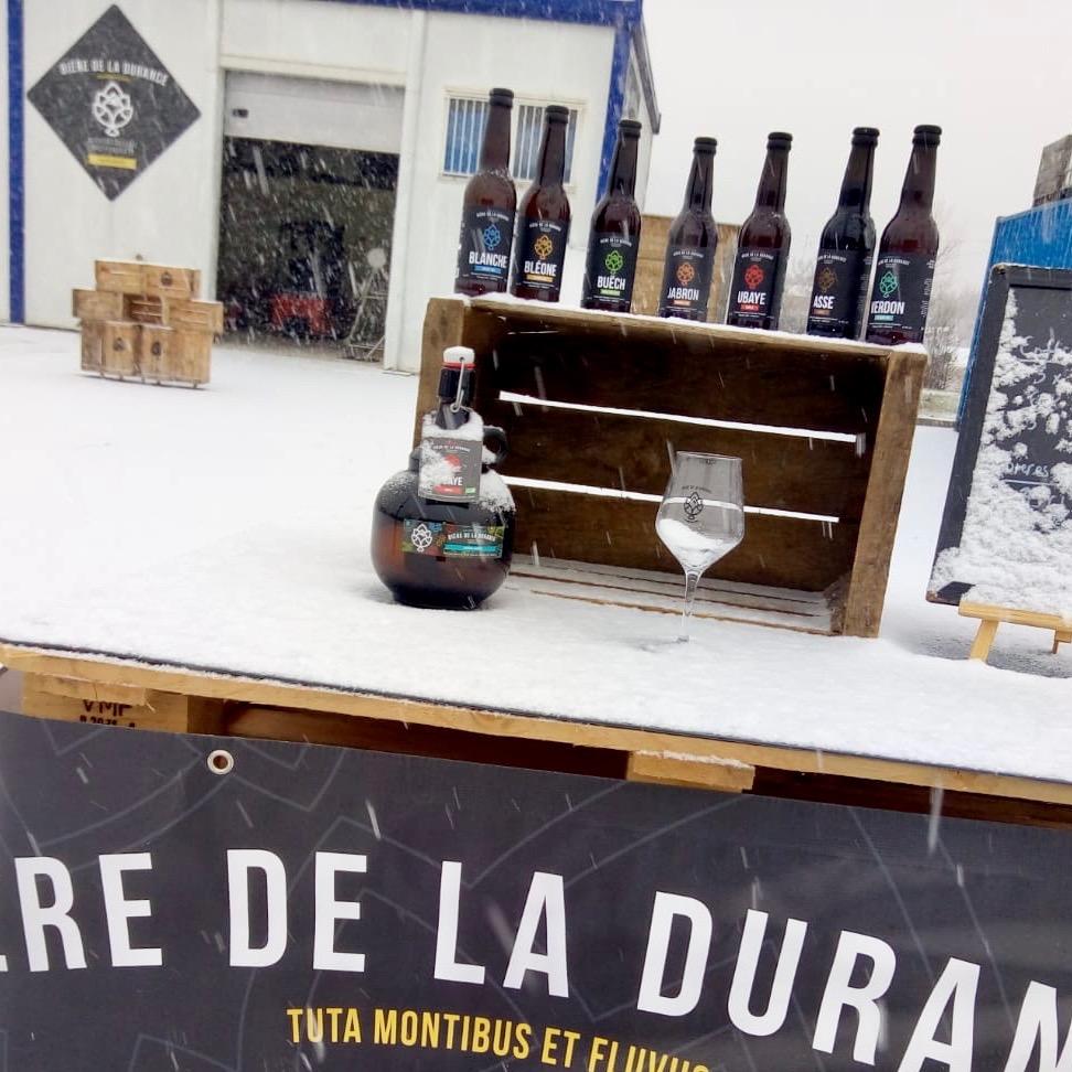 La Brasserie de la Durance - 33 Allée des Genêts, 04200 Sisteron
